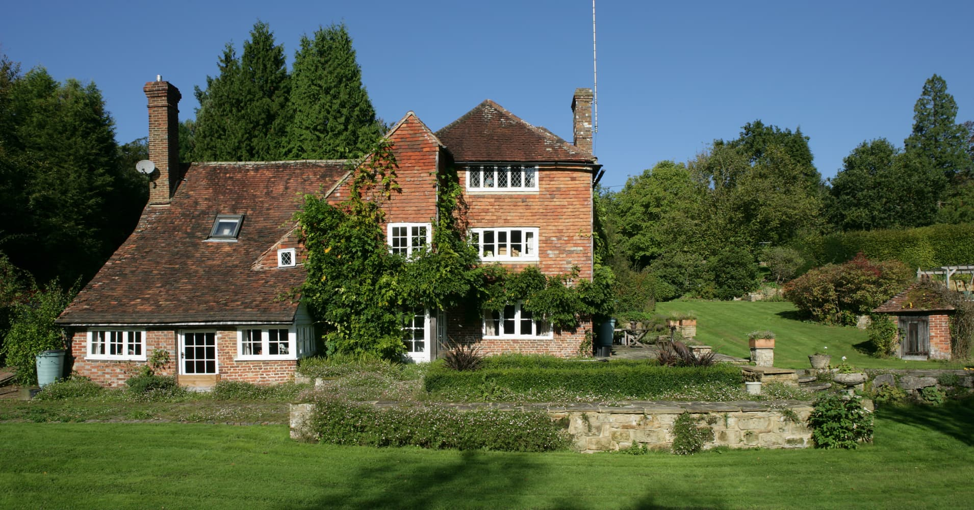 Cotchford Farm Setting Of Winnie The Pooh Owned By